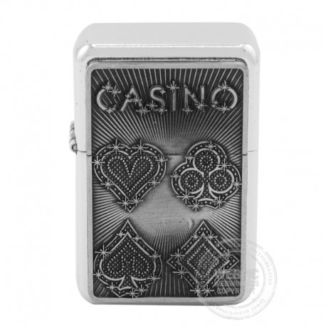 Benzine Casino Cards