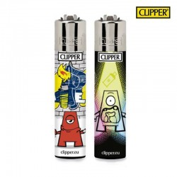 Clipper Graffiti A