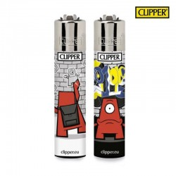 Clipper Graffiti B
