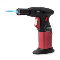 Gasbrander Metallic rood