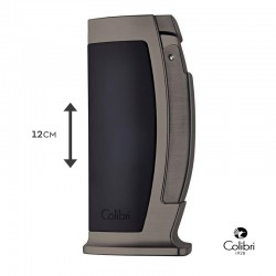 Colibri Enterprise III tafelaansteker chroom