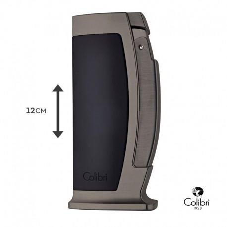 Colibri Enterprise III tafelaansteker chroom