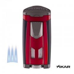 Xikar JP3 triple jet rood