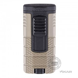 Xikar 3 Jet tactical tan - black