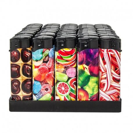 Wegwerp candy 50x