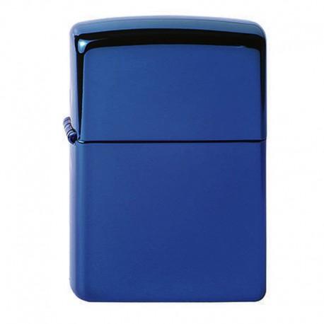 Zippo Neon blue