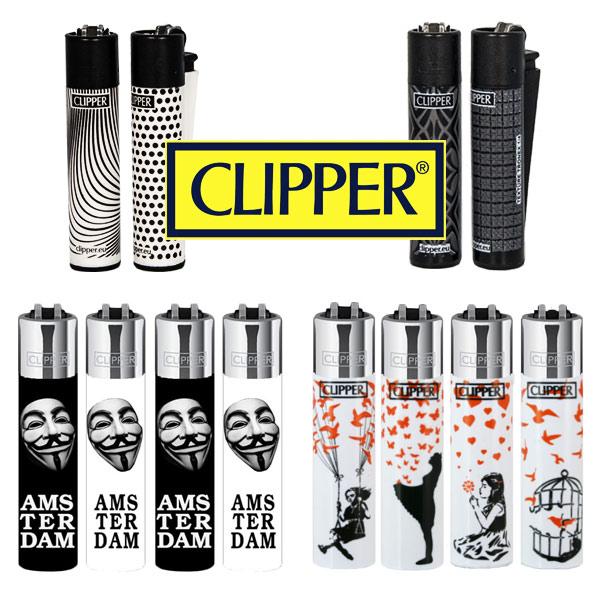 Clipper aansteker merk