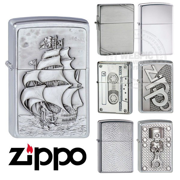 zippo modellen