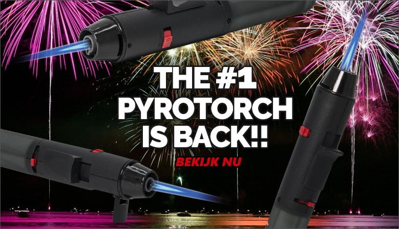 Pyrotorch is terug!